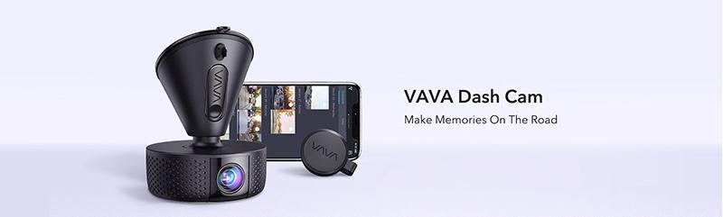 Camera của Camera Hành Trình VAVA CD -001