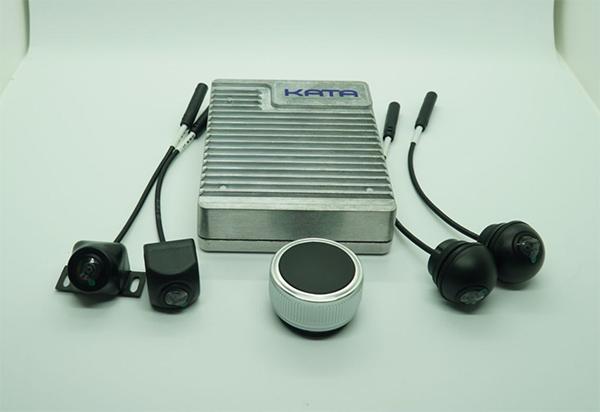 bộ sản phẩm camera KATA 360