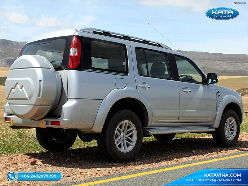 Ford Everest 2009 – 2014