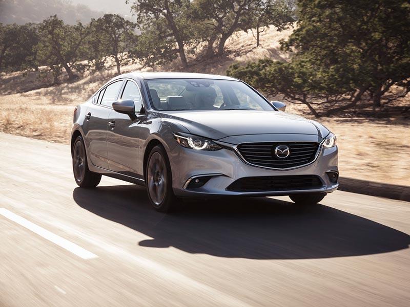 Thiết kế nổi bật trên Mazda 6 2020