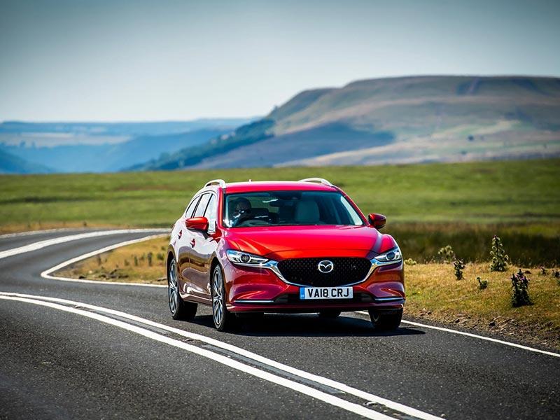 Mazda 6 được người dùng Việt yêu thích