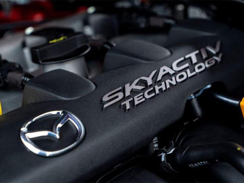 Động cơ Skyactiv của Mazda