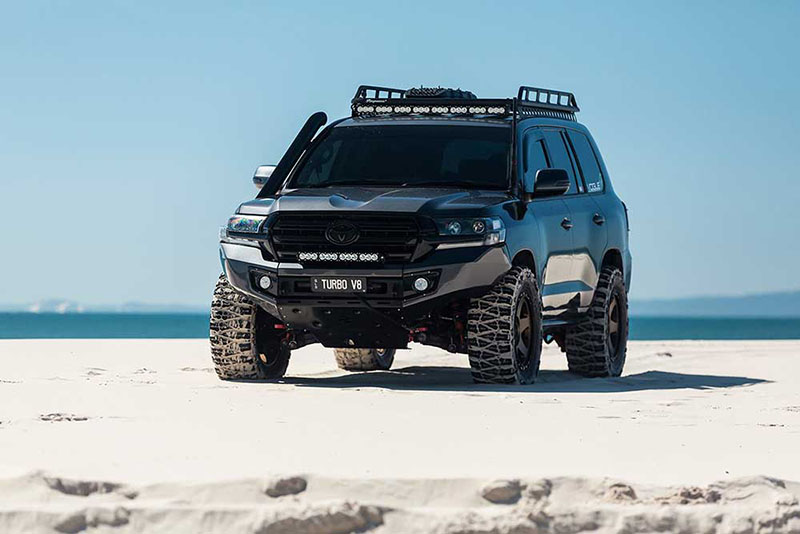 xe offroad toyota land cruiser
