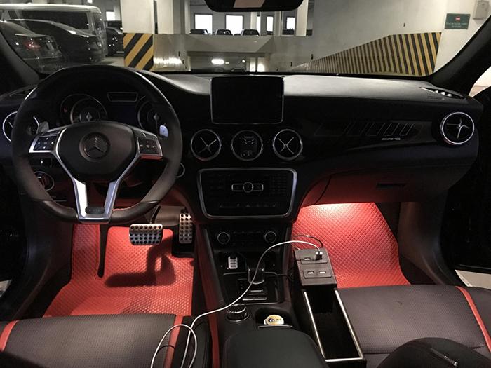 thảm lót sàn ô tô Top 10 phụ kiện ô tô cực kỳ tiện dụng cho chiếc xe hơi của bạn